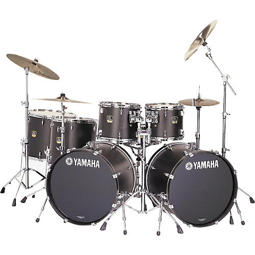 Yamaha Stage Custom Standard 7-Piece Double Bass Kit