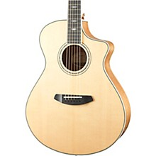 Open Box Breedlove Stage Exotic Concert Acoustic-Electric Guitar