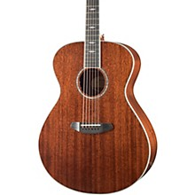Open BoxBreedlove Stage Exotic Concerto All-Mahogany Acoustic-Electric Guitar