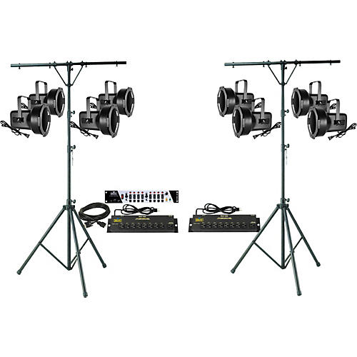 Musician's Gear Stage Lighting System 838