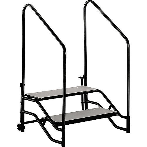 Midwest Folding Products Stage & Seated Risers Steps