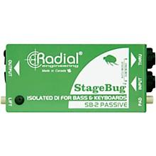 Radial Engineering StageBug SB-2 Compact Passive Direct Box