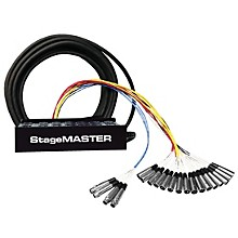 Pro Co StageMASTER SMC Series 20-Channel Snake