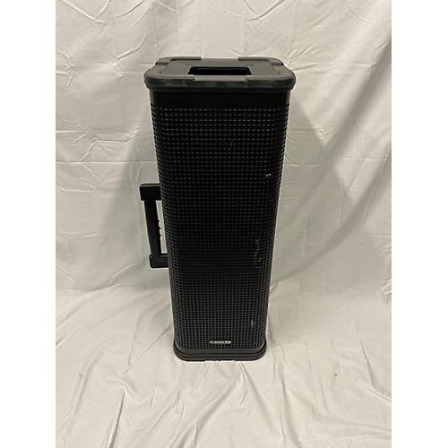 StageSource L3t 1400W 3-way Smart Powered Speaker
