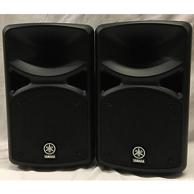 Yamaha Stagepas 400BT Sound Package