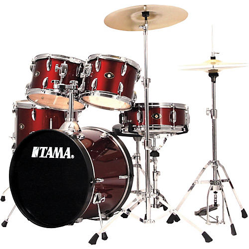 tama stagestar 5 piece drum set with cymbals musician 39 s friend. Black Bedroom Furniture Sets. Home Design Ideas