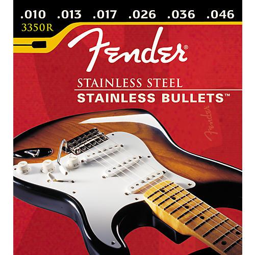 Fender Stainless Bullets 3350R Regular Electric Guitar Strings