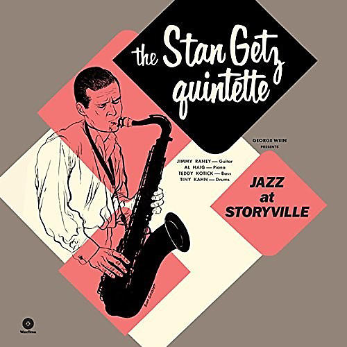 Alliance Stan Getz - Jazz At Storyville + 5 Bonus Tracks
