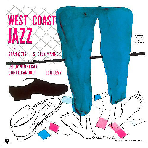 Alliance Stan Getz - West Coast Jazz