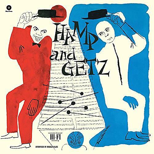Alliance Stan Getz & Lionel Hampton - Hamp & Getz