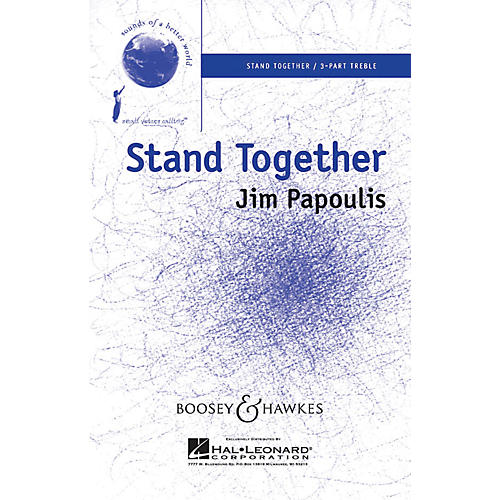 Stand Together 3 Part Treble