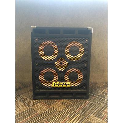 Markbass Standard 104HF Front Ported Neo 800W 4x10 Bass Cabinet