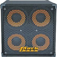 Open BoxMarkbass Standard 104HR Rear-Ported Neo 4x10 Bass Speaker Cabinet