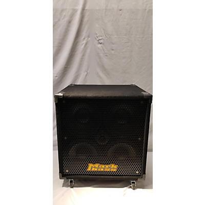 Markbass Standard 104hr 600 Watts Bass Cabinet