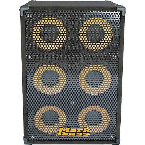 Markbass Standard 106HR Rear-Ported Neo 6x10 Bass Speaker Cabinet