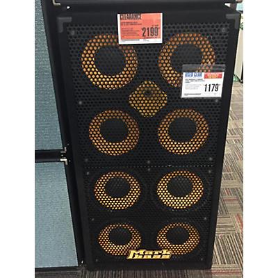 Markbass Standard 108HR 1200W 4Ohm 8x10 Bass Cabinet