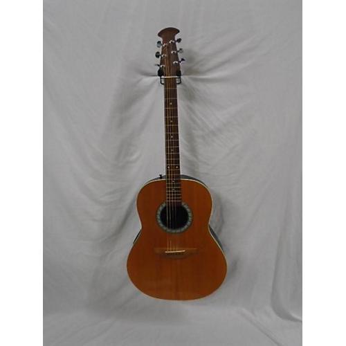 Standard Balladeer 1711 Acoustic Electric Guitar