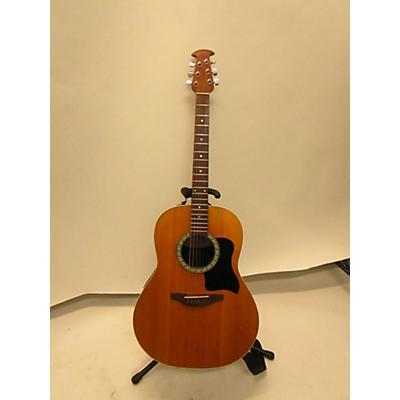 Ovation Standard Balladeer 1711 Acoustic Electric Guitar