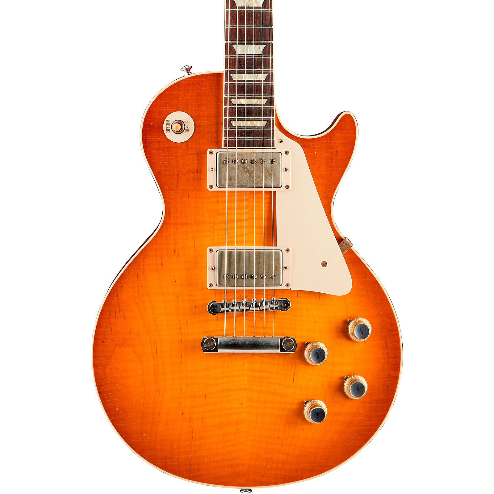 Gibson Custom Standard Historic 1960 Les Paul Reissue Lightly Aged Made To Measure Electric Guitar