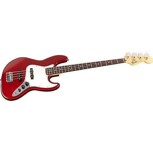 Fender Standard Jazz Bass Guitar