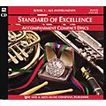 KJOS Standard Of Excellence Book 1 Accompaniment CD (2-CD Set) thumbnail