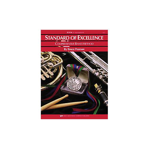 KJOS Standard Of Excellence Book 1 Baritone Tc