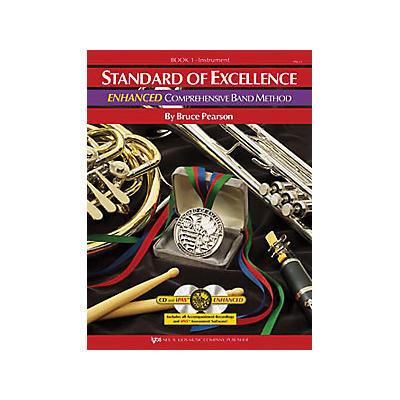KJOS Standard Of Excellence Book 1 Enhanced Baritone Bc