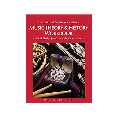 KJOS Standard Of Excellence Book 1 Theory & History Student