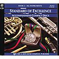 KJOS Standard Of Excellence Book 2 Accompaniment 2-CD Set thumbnail
