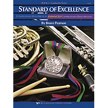 KJOS Standard Of Excellence Book 2 Conductor Score