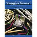 KJOS Standard Of Excellence Book 2 Drums/Mallet Percussion thumbnail