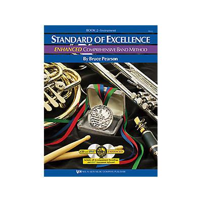KJOS Standard Of Excellence Book 2 Enhanced Baritone Bc