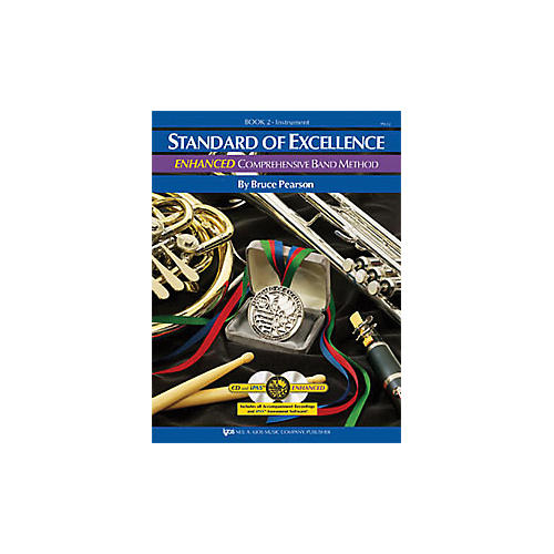 KJOS Standard Of Excellence Book 2 Enhanced French Horn