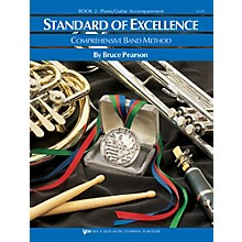 KJOS Standard Of Excellence Book 2 Piano/Guitar Accomp
