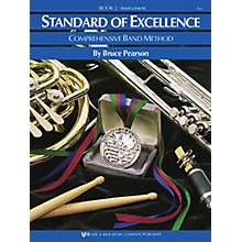 KJOS Standard Of Excellence Book 2 Tenor Sax