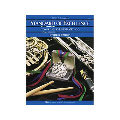 KJOS Standard Of Excellence Book 2 Tenor Sax