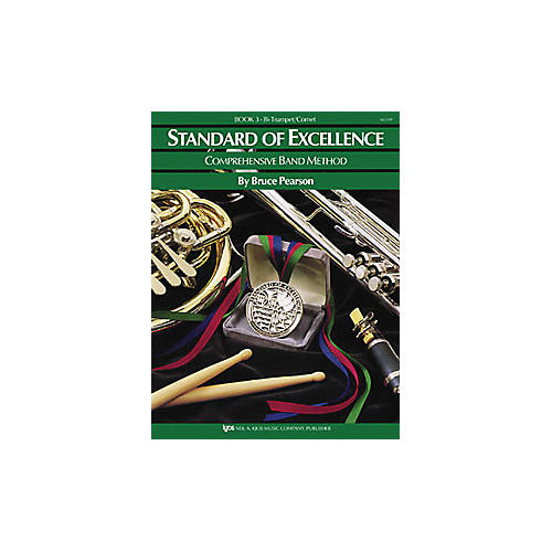 KJOS Standard Of Excellence Book 3 Trumpet