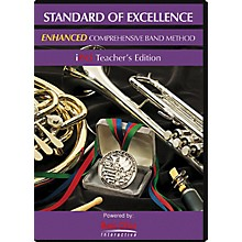 KJOS Standard Of Excellence Enhanced Ipas Teachers Edition