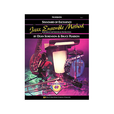 KJOS Standard Of Excellence for Jazz Ensemble Drums