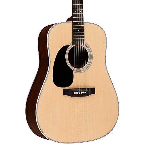 Martin Standard Series D-28L Dreadnought Left-Handed Acoustic Guitar