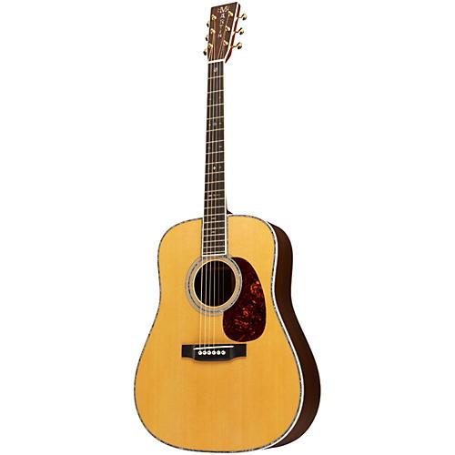 Martin Standard Series D-45V Dreadnought Acoustic Guitar