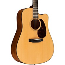 Open Box Martin Standard Series DC-18E Dreadnought Acoustic-Electric Guitar