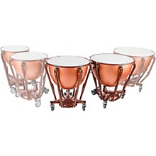 Standard Series Fiberglass Timpani Set with Gauge 26, 29 in.