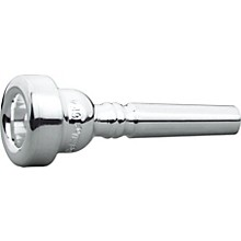 Standard Series Flugelhorn Mouthpiece in Silver 6F4 Silver