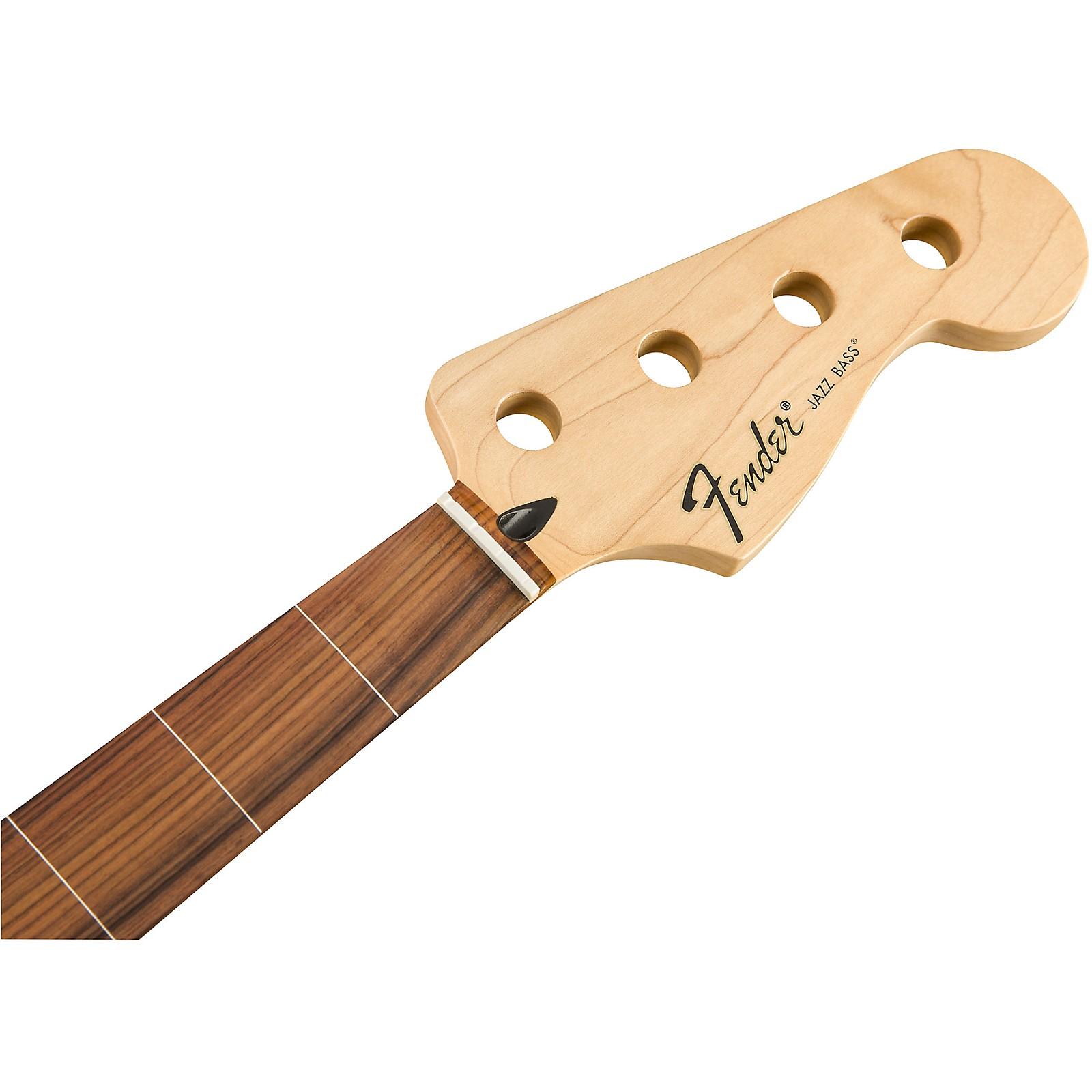 Fender Standard Series Fretlesss Jazz Bass Neck with Pau Ferro Fingerboard