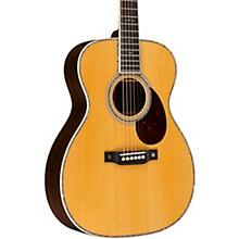 Open BoxMartin Standard Series OM-42 Orchestra Model Acoustic Guitar