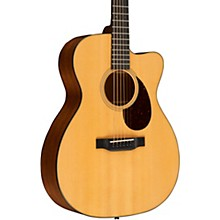 Open Box Martin Standard Series OMC-18E Orchestra Model Acoustic-Electric Guitar