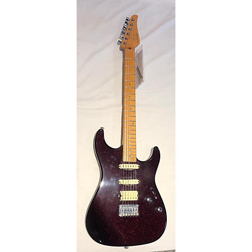 Standard Solid Body Electric Guitar