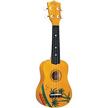 Hilo Standard Soprano Hawaiian Moti Ukulele