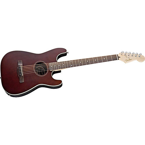fender standard stratacoustic acoustic electric guitar musician 39 s friend. Black Bedroom Furniture Sets. Home Design Ideas